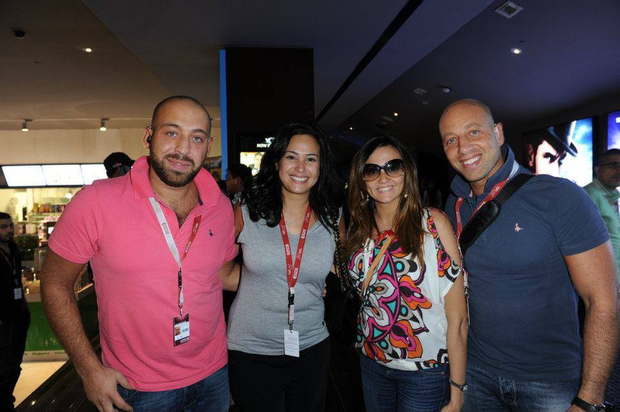 A famous Egyptian actor approached us at the festival and said that the message from the film was really impactful and that she enjoyed it, which was gratifying for us to hear.