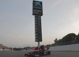 First step towards FSB2019 racing car