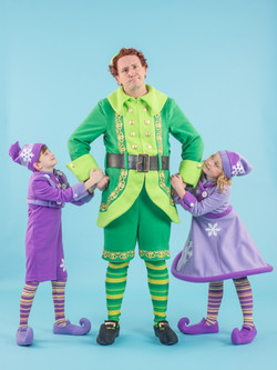 Buddy with Elves