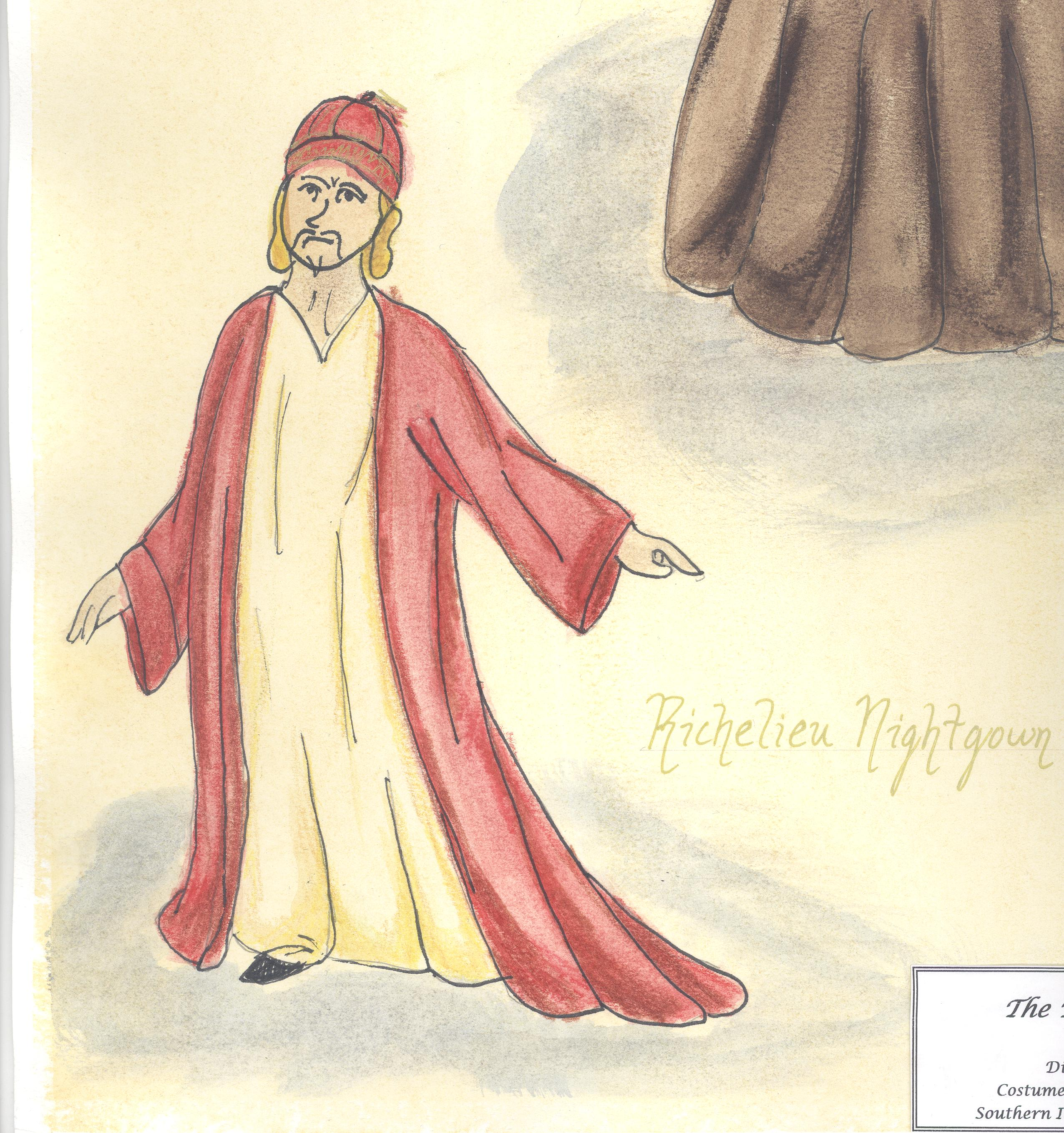 Richelieu Nightgown