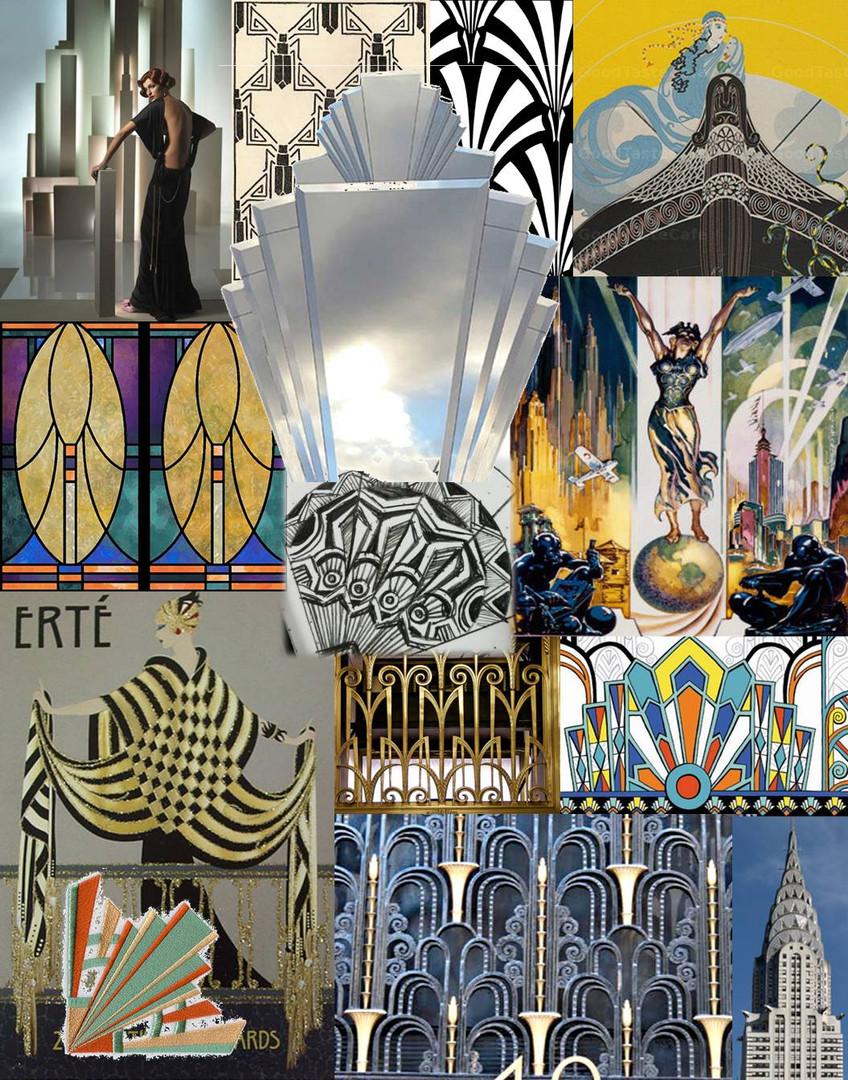 Art Deco Wizard of Oz