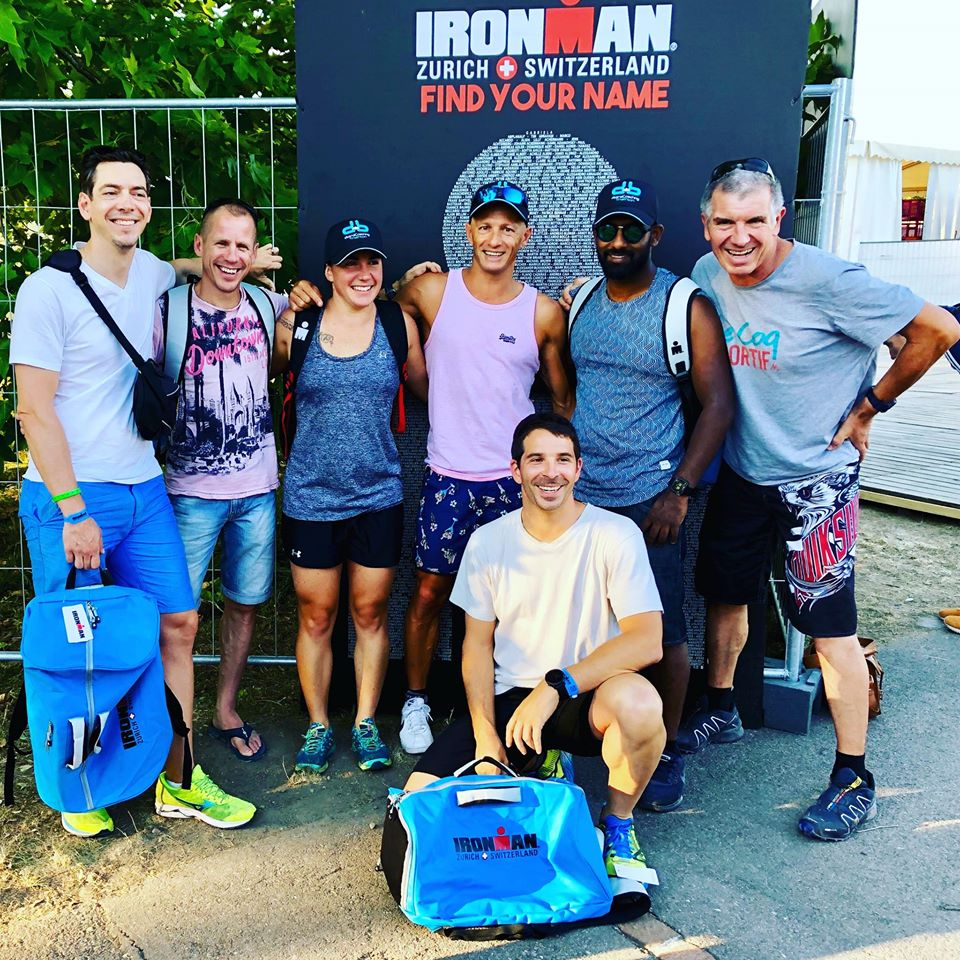team iron man zurick 2018