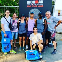 team iron man zurick 2018