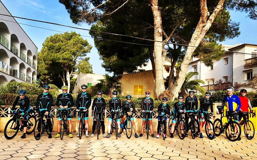 Stage Majorque TEAM 2019