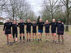 team cross team hiver 2019