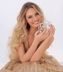 Shqiptarja Cindy Marina  në Miss Universe 2019 Top 20 në Atlanta, Georgia