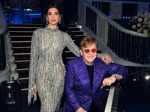 Dua Lipa dhe Sir Elton John synojnë Eurovizionin për Mbretërinë e Bashkuar