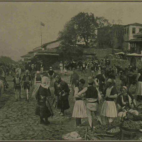 """Një fotografi """"e manipaluar"""" për Shqipërinë dhe..."""
