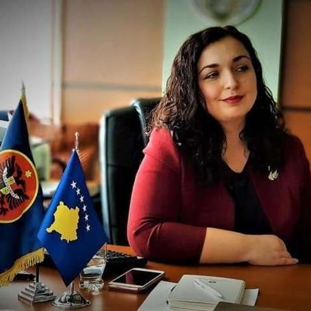 Vjosa Osmani-kandidaturë  konsensuale dhe  e  merituar për postin e Presidentit  në Kosovë