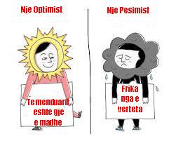"""Një """"libër"""" për pesimistët, po aq dhe për optimistët"""