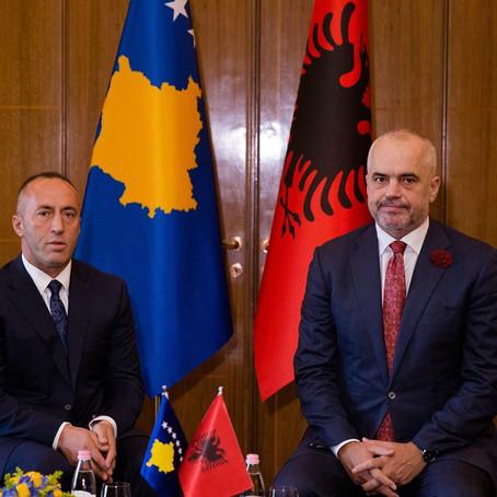 Padia e Kryeminstrit  Rama kundër kryeministrit Haradinaj-turp kombëtar