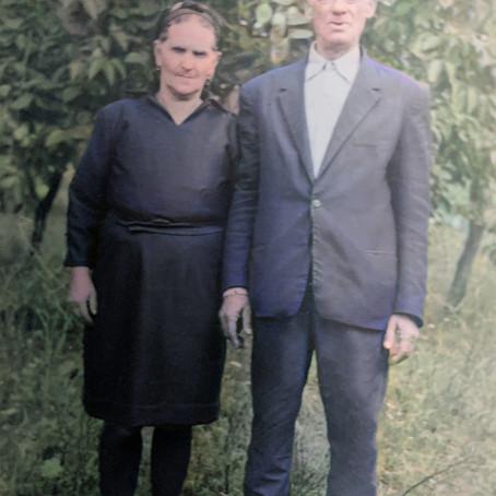 Në një ëndërr … për një gjyshe dhe një gjysh