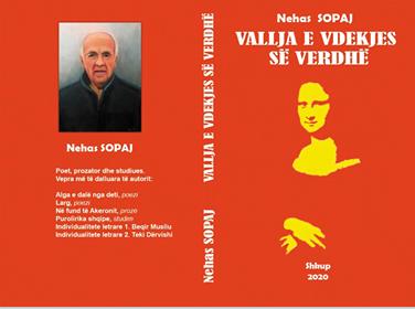 """Nehas Sopaj publikon romanin """"Vallja e vdekjes së verdhë"""""""