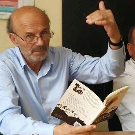 Libri i Petrit Rukës nën Bukonvile