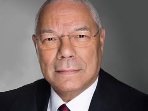 Vdes ish-sekretari i Përgjithshëm i SHBA-së, Colin Powell