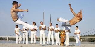 A documentary about Capoeira