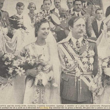 Kur trashëgimtari i Fronit Mbretëror ishte vetëm një fëmijë në Londër