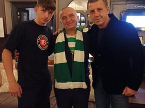 Sot Celtik F.C. ka një mik special në krah të tyre