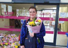 Green Partners dhuron 1.000 tufa me lule për NHS