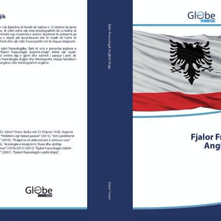 Fjalori Frazeologjik Anglisht -Shqip i frazeologut        Prof.Dr.Eshref Ymeri u botua në Gjermani