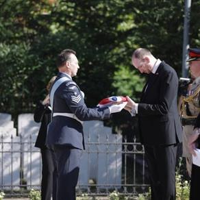 U nderua rreshteri britanik që rra në malet mbi fshatin Tragjas, Shqipëri