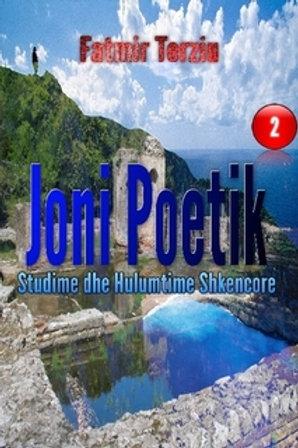 Joni Poetik II