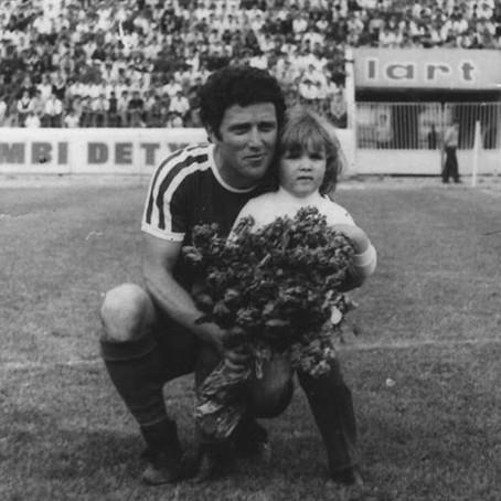 """""""Njeriu gol"""" i futbollit shqiptar"""