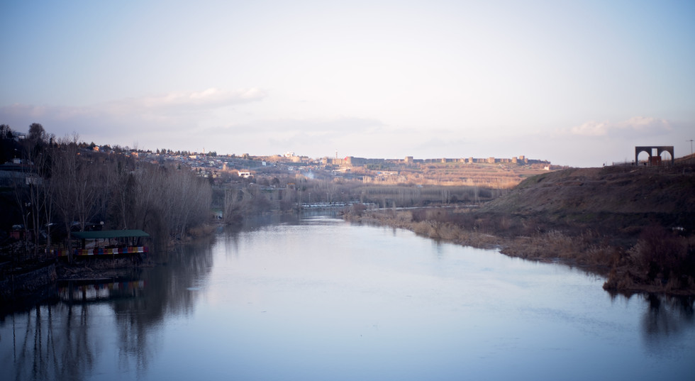 Diyarbakir | Tigris River