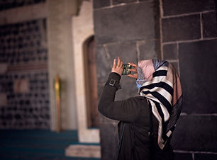 Taking Pictures Of Diyarbakir City