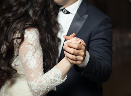 Top 20 písní pro Váš první novomanželský tanec!
