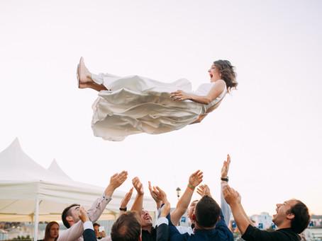 5 tipů na originální svatební zábavu