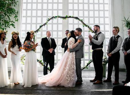Opravdu na velikosti záleží?Aneb výhody malých svateb!