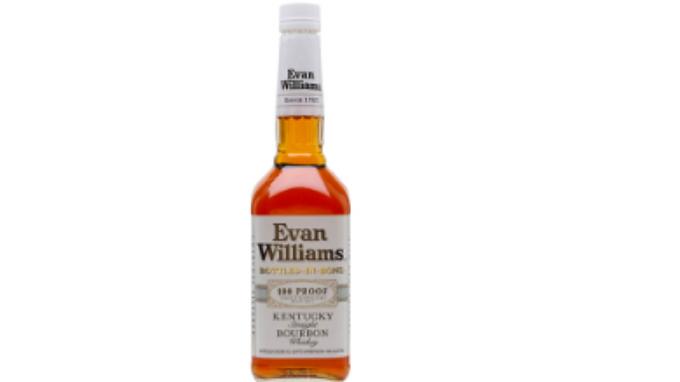 Evan Williams Bourbon (price in online store)