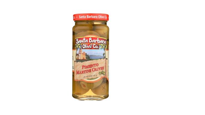Santa Barbara Olives
