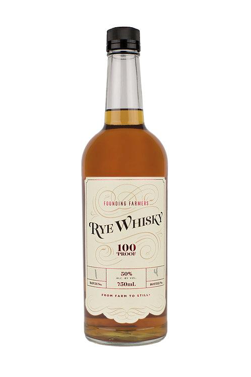 Founding Farmers Rye Whisky