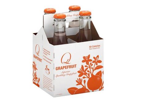 Q Spectacular Grapefruit Soda
