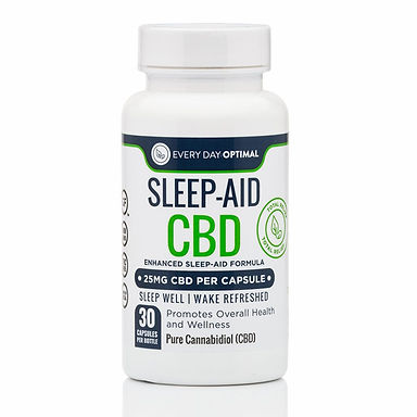 CBD Sleep Aid (30 count)