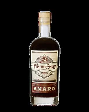 """Founding Spirits Arroyo's """"Never Bitter"""" Amaro"""