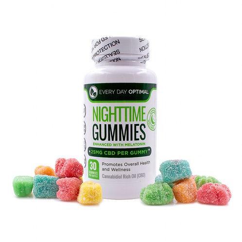 SAMPLE 25mg Nighttime Gummies