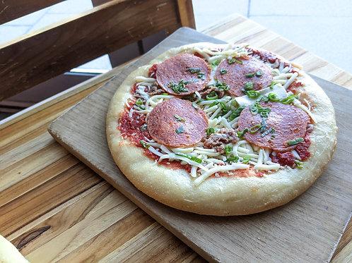 Americano Pizza (9 inch)