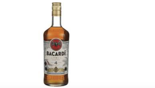 Bacardi Anejo Cuatro Rum (price in online store)