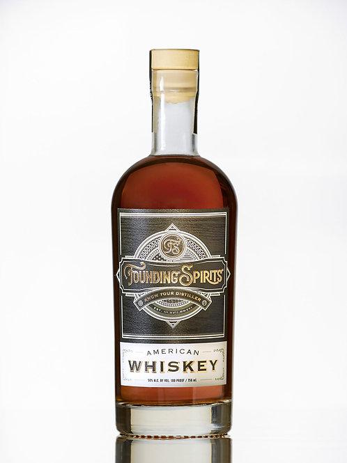 Founding Spirits American Whiskey