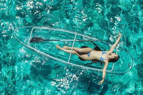 Clear Kayak Single Seat
