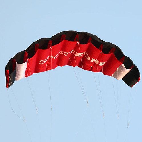1.8m Dual Line Kite Parachute
