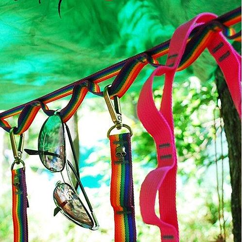 Multifunctional Camping Hanging Rope