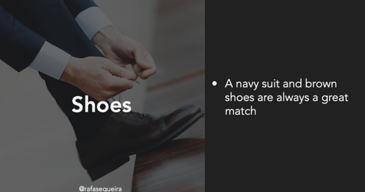 Shoes Tips
