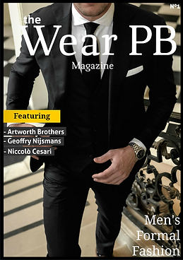 Wear PB Nº1 Cover