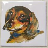 Cute Card - Dog