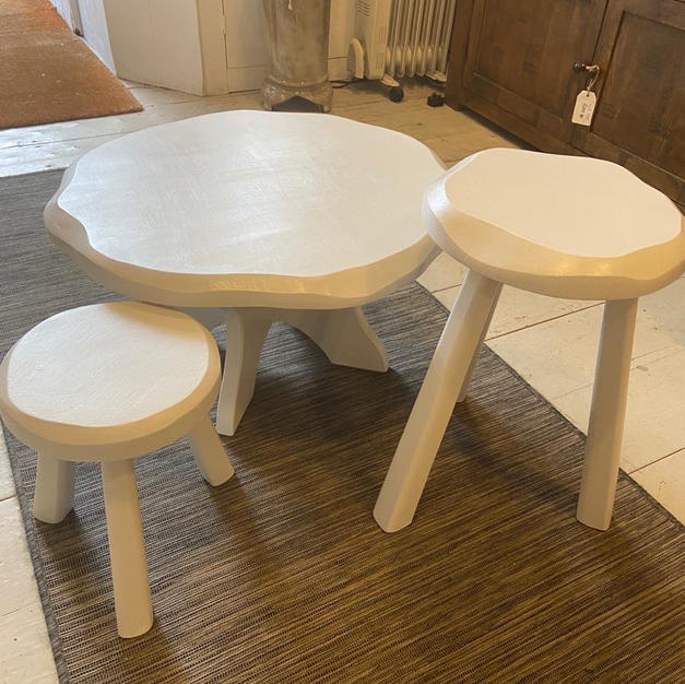 1970s trio of tables