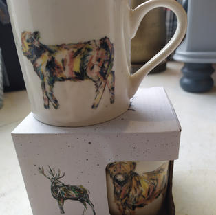 Country Animals Mug